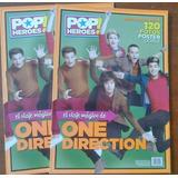 Revista Pop Heroes - One Direction -120fotos+poster!