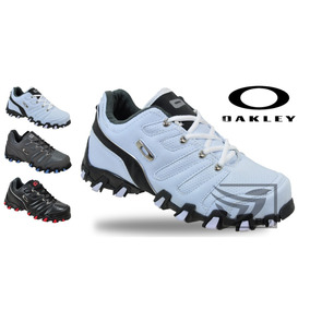 Tenis Oakley Masculino Juvenil Escolar Promoção Bota S  Cano bdb770cfae4