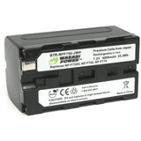 Batería Wasabi Power P/sony Np-f730 Np-f750 Np-f760 Np-f770