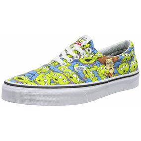 Vans Toy Story Slip On rojas