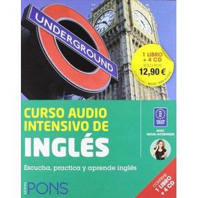 Curso Audio Intensivo De Ingles - Libro + A/cd (4)