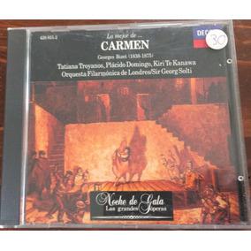Lo Mejor De Carmen Cd Original