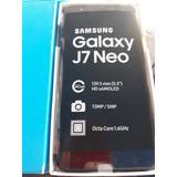 Samsung J7 Neo Dual Sim, Nuevos, $7900