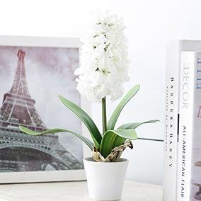 Floreros Con Flores Artificiales Decoracin para el Hogar en