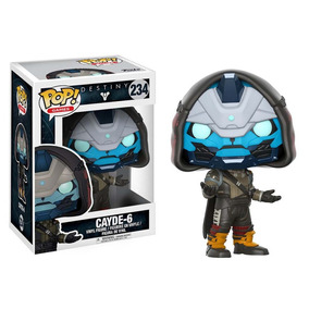 Figura Coleccionable Pop Games Destiny Cayde-6 Funko
