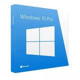 Licencia Windows 10, Original Digital Con Sticker De Autent