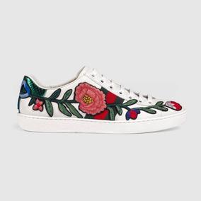gucci zapatillas mujer 5cd016c766a