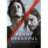 Pack Dvd Penny Dreadful - 2a. Temporada- 4 Dvd´s