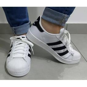 newest fdea5 30479 adidas Superstar + Caja - Talles 35 Al 44