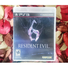 Resident Evil 6 - Legendado Em Pt Br - Mídia Física - Ps3