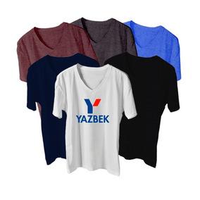 Playera Yazbek Todos Los Colores 8032365871b3d