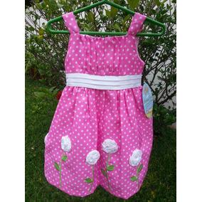Vestido Para Nena Para 4 Años. Importado