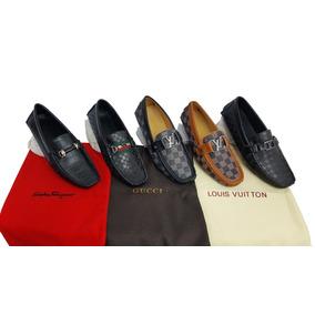 Zapatos Mocasines Para Caballero Lv Varios Mod. Envio Gratis