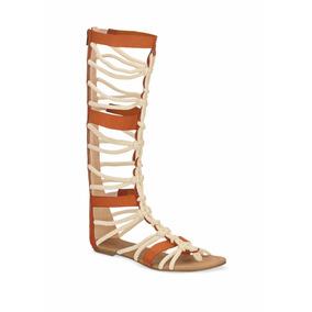 a0e5a03db4374 Huaraches Tipo Romanos Mujer Morelos - Zapatos en Mercado Libre México