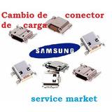 Samsung J3 06 J2 Prme Cambio De Conector De Carga Reparación