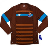Camiseta Porto Portugal 2015 16 Sup New Balance. Bairestore f9f49cede72ce