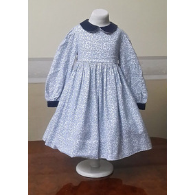 Vestido Importado Nena Fiesta 2-3 Años, Francia