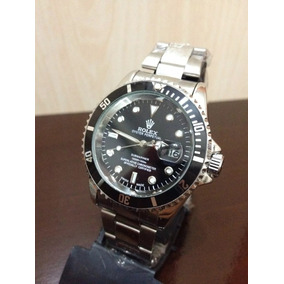 dfccfccaecd Relogio Rolex Unisex Em Aco - Joias e Relógios no Mercado Livre Brasil