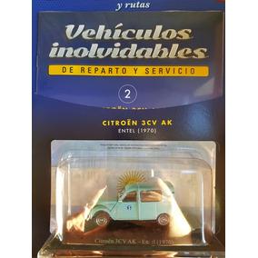Autos Inolvidables De Servicios Y Reparto - Citroen 3cv - N2