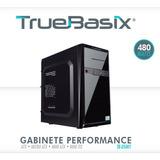Gabinete Acteck Atx 480w Truebasix Negro Tb-05001 Promo!