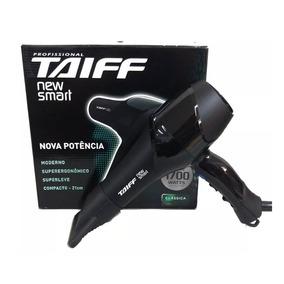 Secador Taiff New Smart 1700w - Novo 110 Ou 220 Volts