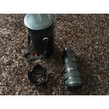 Nikon 70-200 2.8g Vr-ii Optimas Condiciones