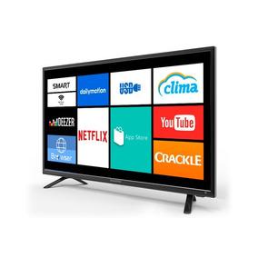 Tv Led Panavox 32 Con Wifi Garantia 1 Año - Netpc