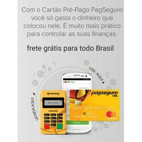 Maquininha Minizinha De Cartão Pag Seguro Uol Nova Embalada