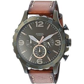 8aaee73b2bade Fossil Q Smartwatch Hybrid Relógio Feminino Rosa Ftw5010. Paraná · Relógio  Masculino Fossil 50mm Nate Modelo  Jr1531