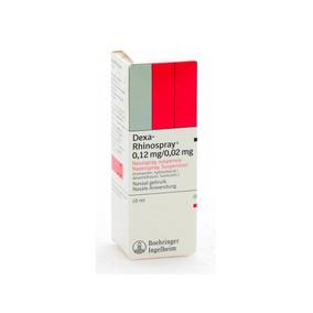 Descongestivo Nasal Dexa-rhinospray N X 10ml. San Roque