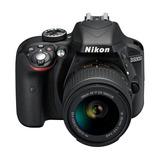 Camara Digital Nikon D3300 24.2 Mpx - Netpc