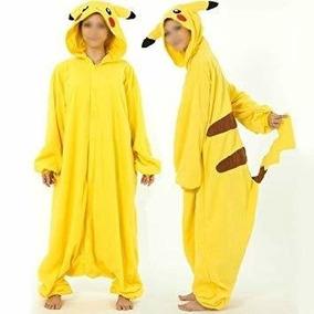 Pijama Pokemon Pikachu Kigurumi Adulto (l)