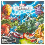 Ajedrez Marvel Hasbro Edad 8 +