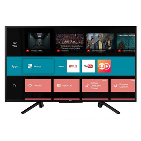 Smart Tv Led 43 Sony Kdl-43w665f Full Hd Hdr Com Wi-fi