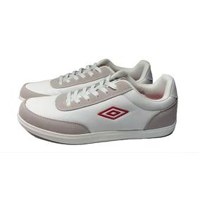 Especial P Regalo Tenis Umbro Premier, White-27 Mx-original