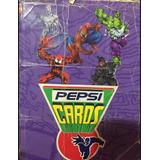 Marvel Pepsi Card