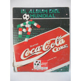 Álbum Figuritas Fútbol Italia 90 Completo