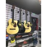 Guitarra Electroacustica Mccartney Slim C/afinador Con Envio