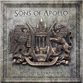 Cd Sons Of Apollo - Psychotic Symphony
