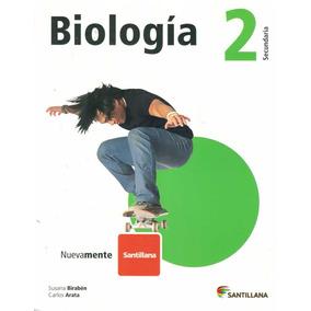 Biologia 2 / Editorial Santillana / Arata - Birabén