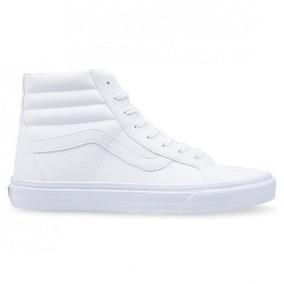 Tênis Vans Sk8-hi Branco Ref: 2.12888