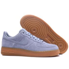 7f660d42e1 Nike Air Force One Marrones - Zapatillas Nike, Nuevo en Mercado ...