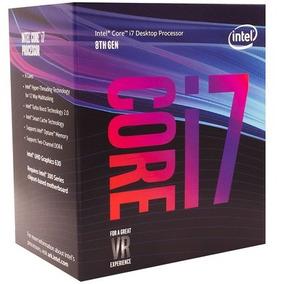 Processador Intel Core I7-8700 Coffee Lake 8a Geração, Cac