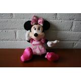 Minnie Mouse De Peluche- 25 Cm Original Disney Parks