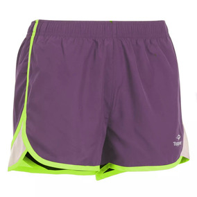 Short Topper D Dama Running Girls Deportivo Fitnes