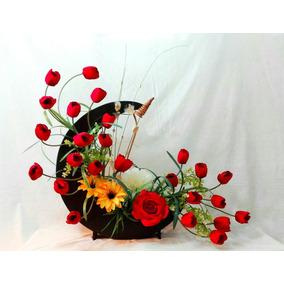 Hermosos Arreglos Florales Artificiales Desde en Mercado Libre Mxico