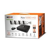 Nexxt Xpy 1280-hd - Nvr + Cameras - 8ch 4cam 720p Poe