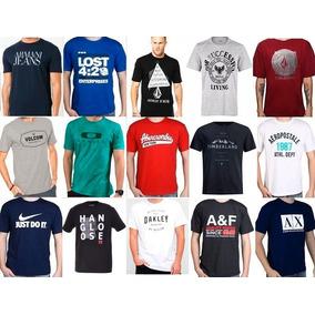 d3f83503c6 Camisetas e Blusas para Masculino em Santa Catarina no Mercado Livre ...