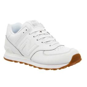 zapatillas new balance blancas hombre