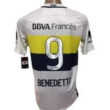 Camiseta Original Boca Juniors Suplente 2016-17 Benedetto #9